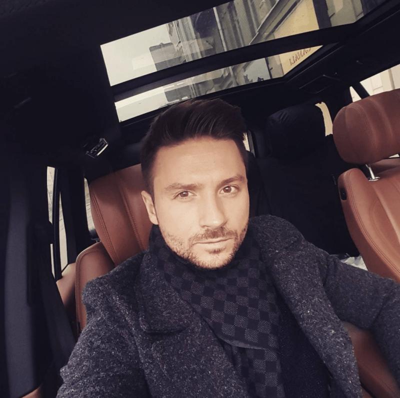 Машина как второй дом — на чём ездит Сергей Лазарев