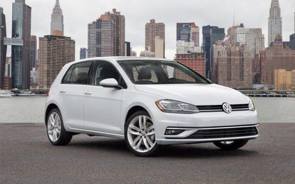 Volkswagen Golf 2018 comfortline