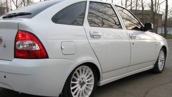 Машина Хабиба Нурмагомедова