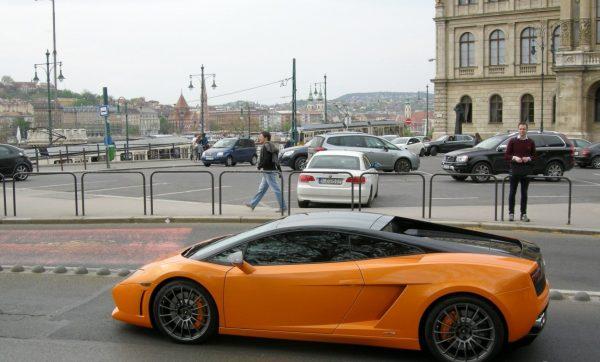 Машина Златана Ибрагимовича