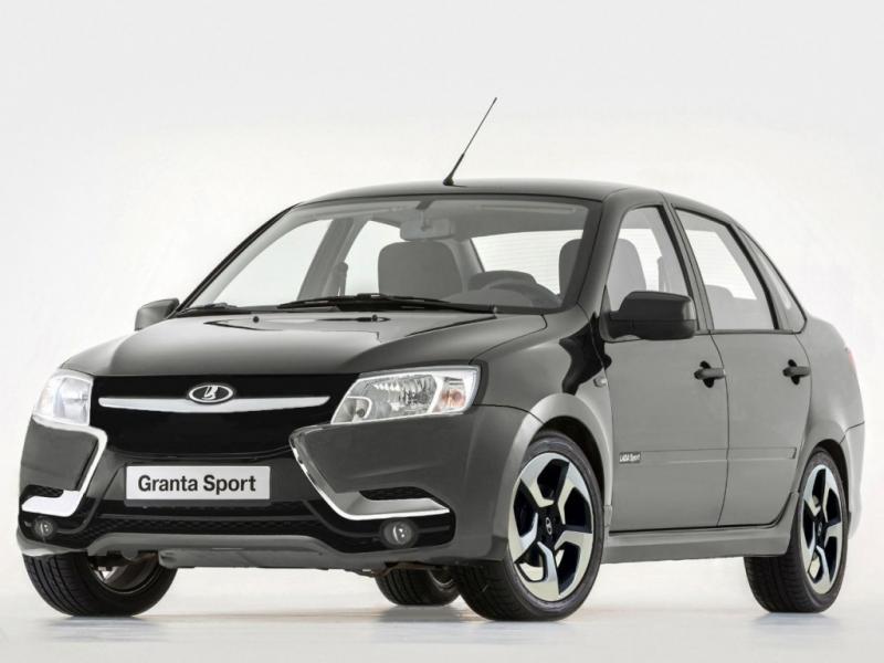 Новая Lada Granta: внешность, комплектации, цены