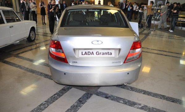 Лада Гранта