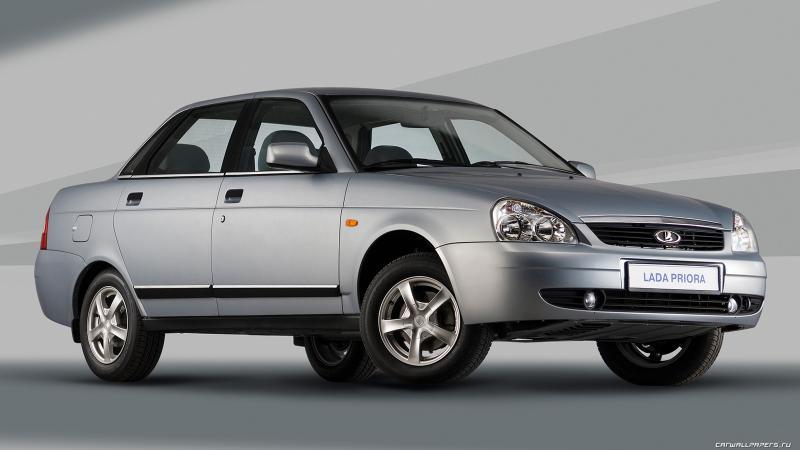 Lada Priora покидает конвейер «АвтоВАЗа»