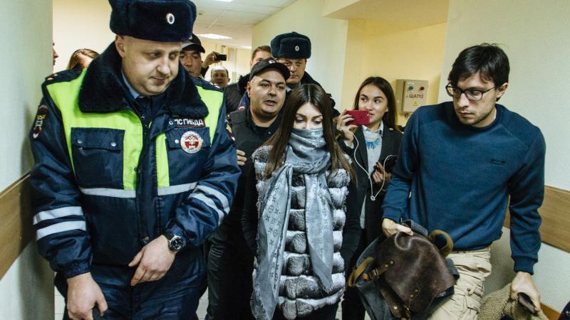 Мара Багдасарян хочет вернуть «права»