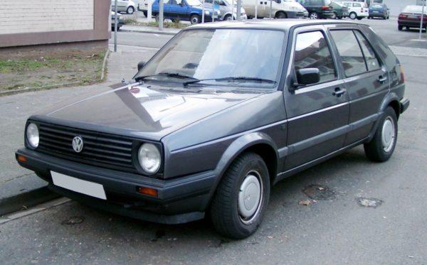 Volkswagen Golf II Typ 19E