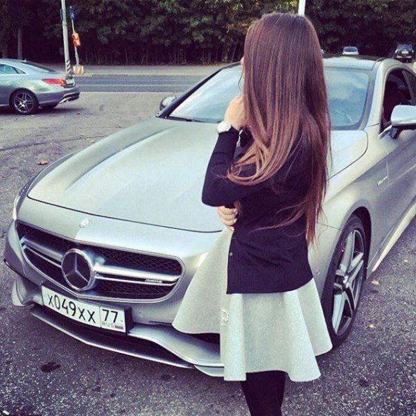 Машина Мары Багдасарян