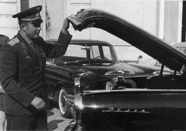 Машина Юрия Гагарина