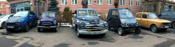 Автоколлекция Жириновского