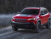 Новый Jeep Cherokee предлагается в 3-х комплектациях