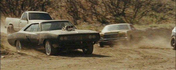 Машины из фильма «Форсаж 4»
