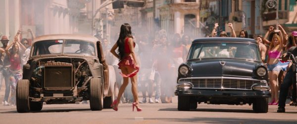 Машины из фильма Форсаж 8