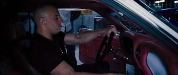 Машина из фильма Форсаж 6