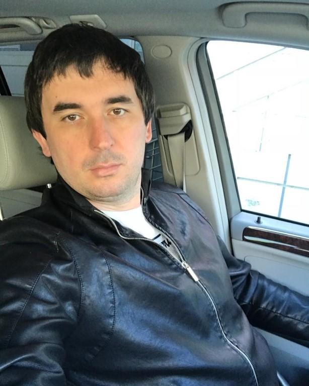 Машина Андрея Шабарина