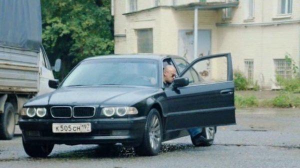 Машина из сериала Физрук