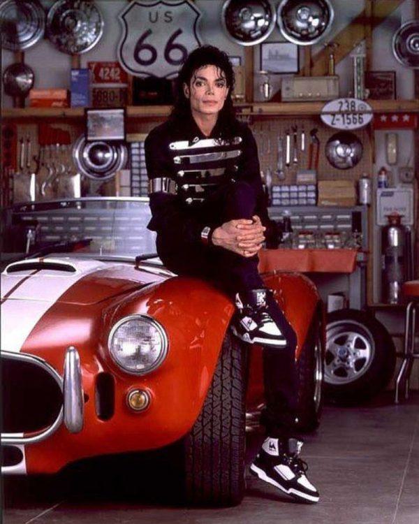 Машина Майкла Джексона