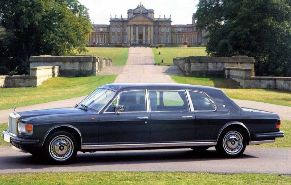 Rolls Royce Silver Spur II Touring Limousine