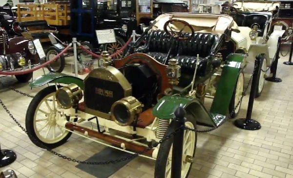 Detamble Model B Roadster Replica