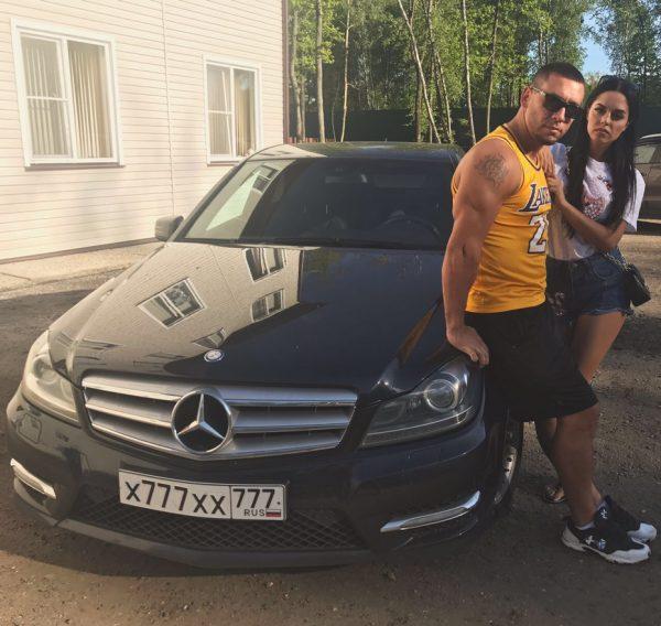 Машина Юлии Ефременковой