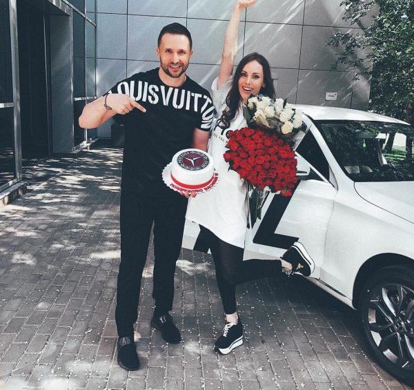 Василий и Антонина Тодерика
