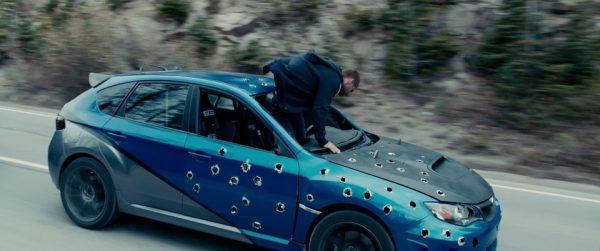 Машина из фильма Форсаж 7