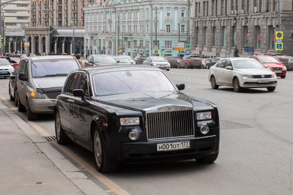 Машина Аллы Пугачевой