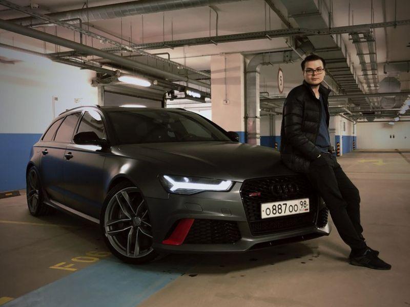 Машины Александра Булкина