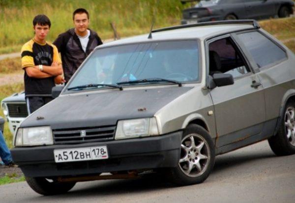 Машина Александра Булкина