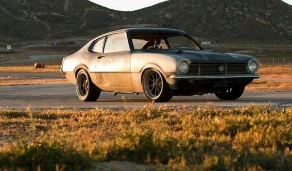 Машина из фильма Форсаж 5