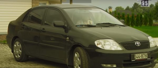 Машина из сериала Сваты