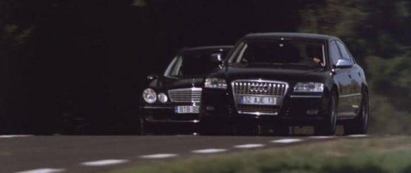 Машина из фильма Перевозчик 3
