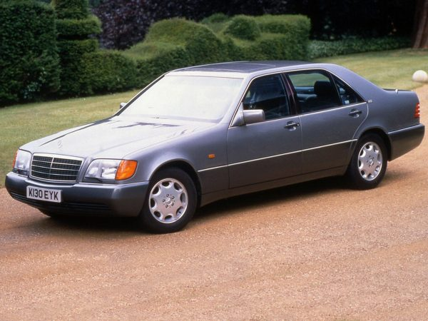 Mercedes-Benz 600 SEL W140