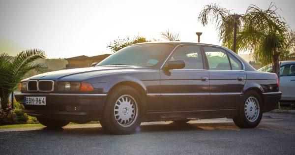 BMW 735i E38