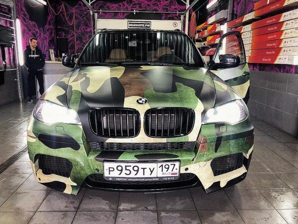 Машина Димы Гордея
