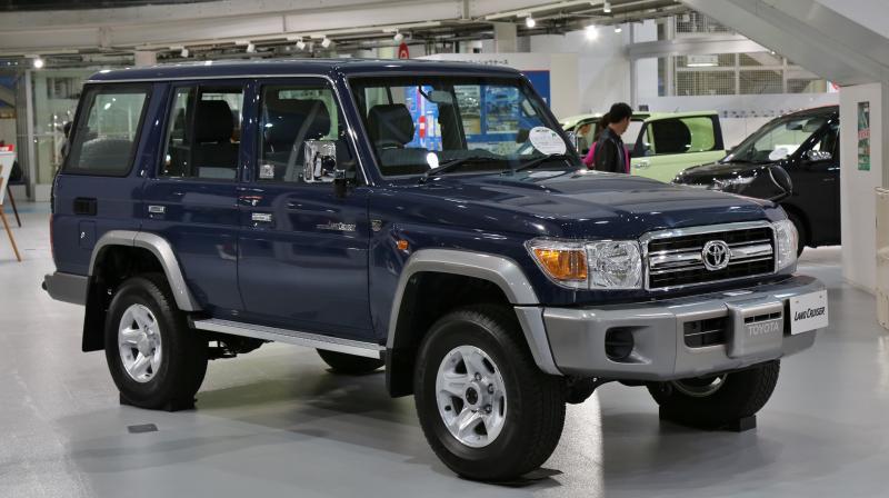 Toyota Land Cruiser – «царь горы» по качеству
