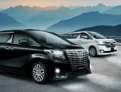 В минивэнах Toyota Alphard обнаружена неисправность электрооборудования
