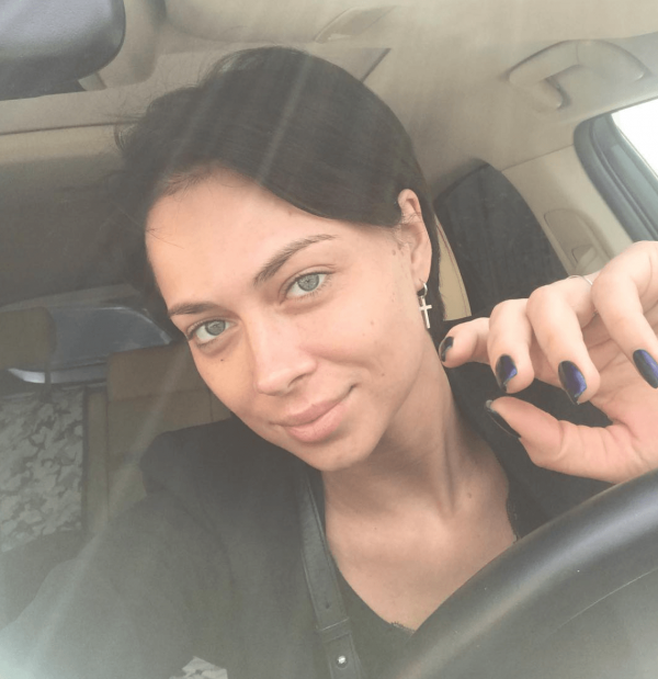 Машина Насти Самбурской