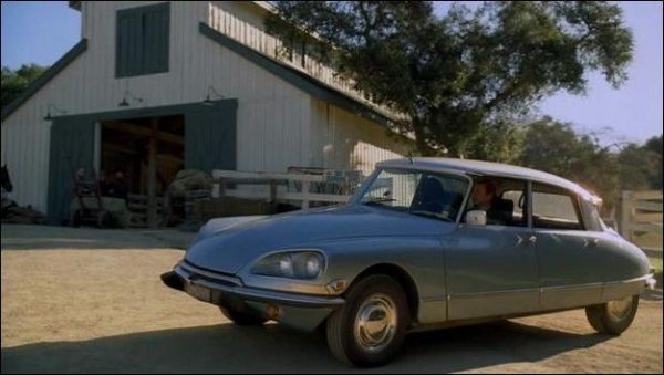 Машина из сериала Менталист
