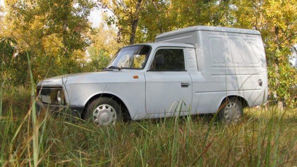 Машина Сергея Безрукова