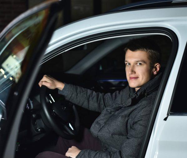 Машина Анатолия Руденко