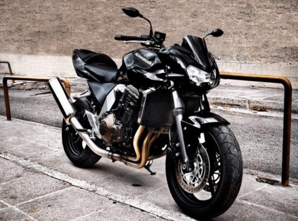 Мотоцикл Скруджи