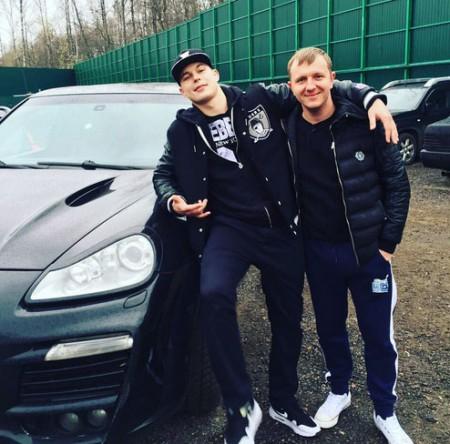 Илья Яббаров и Илья Григоренко