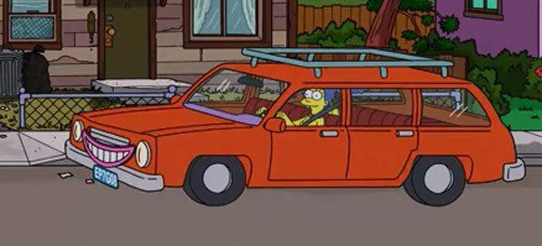 Машина Мардж Симпсон