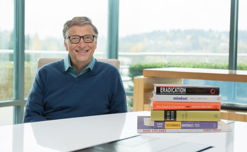 Машины Билла Гейтса