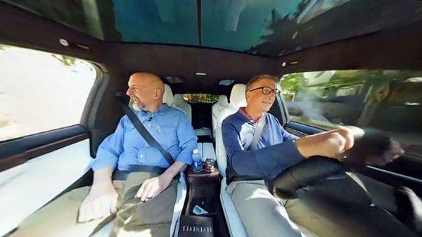 Машина Билла Гейтса