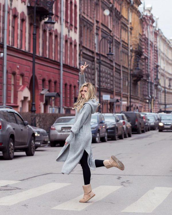 Полина максимова на пешеходном переходе
