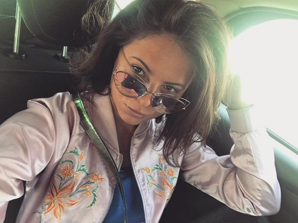Машина Ольга Жариковой