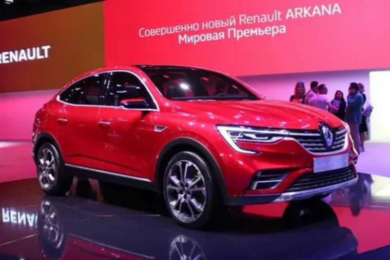 ММАС-2018: французы приготовили «аркан» для российских автомобилистов