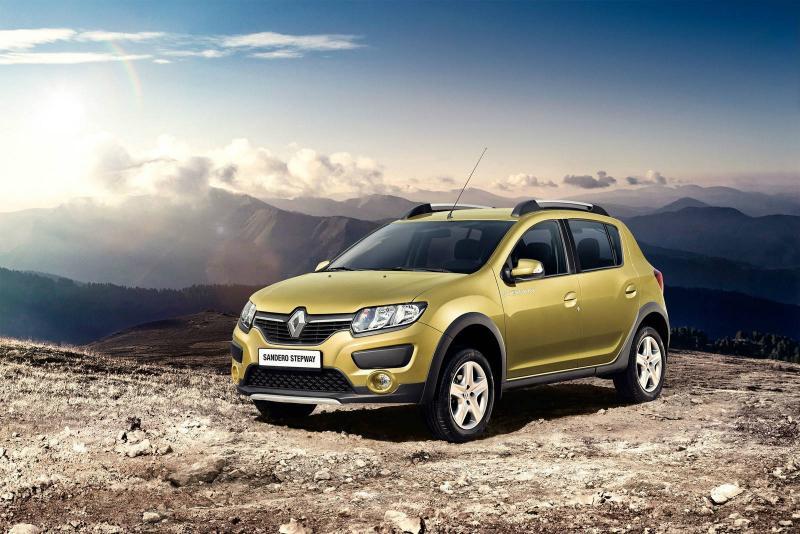 «Проходимцы» от Renault: что выбрать — Sandero Stepway или Duster?