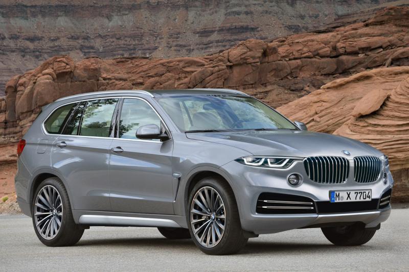 Приедет ли BMW X7 в Россию?
