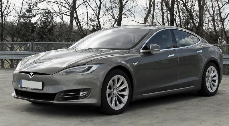 Tesla Model S не прошёл испытаний безопасности